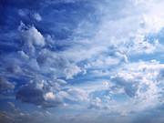Cloudscape 5 Print by Tom Druin