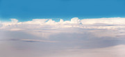 Jenny Rainbow - Cloudscape. Blue and White