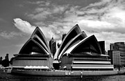 Angela Seager - Cloudy day in Sydney