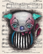 Abril Andrade Griffith - Clown #2