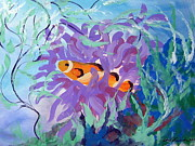 Clown Fish Originals - Clown Fish by David Francke