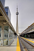 Geraldine Alexander - CN Tower 