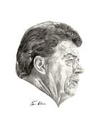 Coach Print by Tamir Barkan