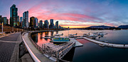 Alexis Birkill - Coal Harbour Sunset