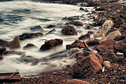 Atlantic Metal Prints - Coast Metal Print by Stylianos Kleanthous