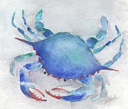 Bev Veals - Coastal Blue Crab