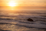 Cannon Beach Prints - Coastal Rhythm Print by Mike Reid