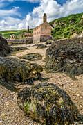 Adrian Evans - Coastal Ruins