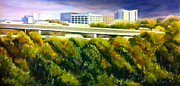 Cobb Originals - Cobb Cloverleaf by Kathy Rennell Forbes