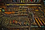 David Morefield - Cobblers Tools