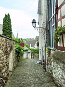 Buy Original Art Online Digital Art - Cobblestone Street Limburg Germany by S Art