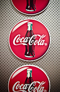 Coca Cola.coke-a-cola Prints - Coca-Cola Print by Jessica Berlin