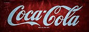 Exterior Mixed Media Prints - Coca Cola Sign Print by Todd and candice Dailey