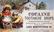 Science Source - Cocaine Toothache Drops