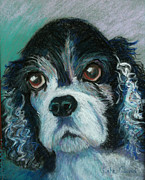 Spaniels Originals - Cocker Spaniel by Kate Owens