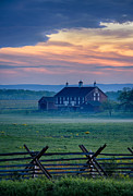 Fieldstone Photos - Codori Farm and Gettysburg Battlefield by John Greim