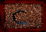 Menu Originals - Coffee beans by Tommy Hammarsten