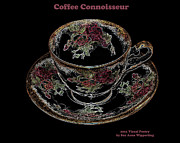 Suz Anne Wipperling - Coffee Connoisseur