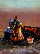 Ahmed Bayomi - Coffee in the Desert