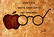 Georgeta Blanaru - Coffee Lovers Quote 2