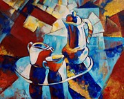 Ekaterina Gomol - Coffee or Tea...