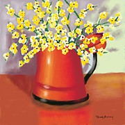 Dessie Durham - Coffee Pot and Spring...