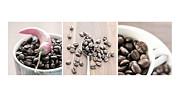 Coffee Time Print by Iris Lehnhardt