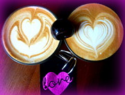 The Creative Minds Art and Photography - Coffee with LOVE