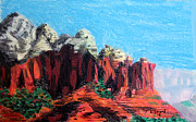 Charles Zigmund - Coffeepot Rock at Sedona