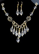 Wirework Jewelry - Coiled Gold by Jan  Brieger-Scranton