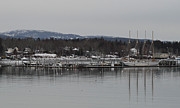  Southwest Harbor Prints - Cold Harbor in Maine Print by Meandering Photography