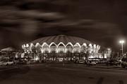 Dan Friend - Coliseum at night toned