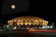 Dan Friend - Coliseum night with full moon