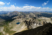 Mt Harvard Photos - Collegiate Range by Kevin Buffington