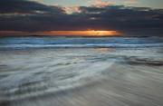 Ebb Photos - Colliding Tides by Mike  Dawson