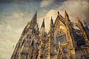 Cologne Cathedral Print by Dirk Wuestenhagen