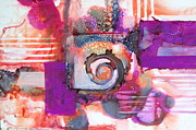 Color My Way Print by Patricia Mayhew Hamm