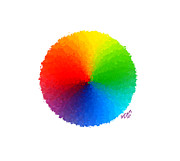 Bruce Nutting - Color Wheel 1