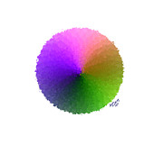 Bruce Nutting - Color Wheel 2