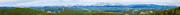 Colorado Continental Divide Panorama Hdr Print by James BO  Insogna