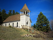 Joyce Dickens - Colorado Country Church