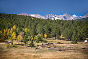 James BO  Insogna - Colorado High Country Landscape