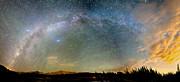 James BO  Insogna - Colorado Indian Peaks Wilderness Milky Way Panorama