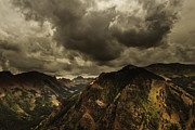 Storm Prints - Colorado Summer Storm Print by Tom Cuccio