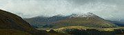 Colorado's Front Range Panorama Print by Benjamin Reed