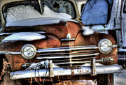 Custom Automobile Photos - Colored Bones by Thomas Danilovich
