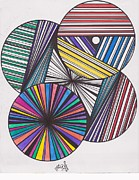 Heather Ann Myers - Colored Geometry
