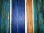 Nik Olajuwon Shumway - Colored Wood