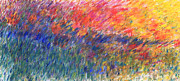Abstract Landscape Pastels - Colores de Vincent by Studio Tolere