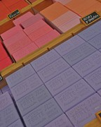 Dany Lison Photography - Colorful Bars Soap on...